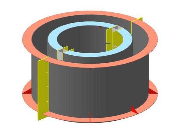 Как может выглядеть форма для производства жби колец