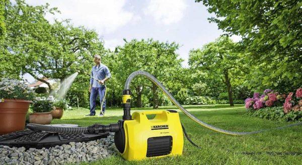 Садовый насос для полива BP 4 Garden Set