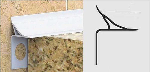 Один из хороших вариантов - обеспечивает надежное крепление к стене