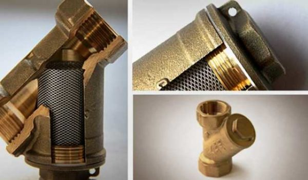 Наиболее распространенный фильтр для устранения механических примесей в воде