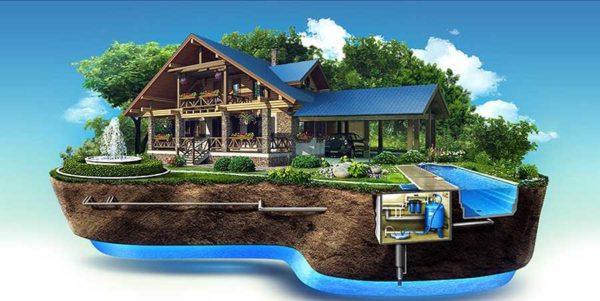 Чтобы водоснабжение дома работало нормально, нужен не только насос