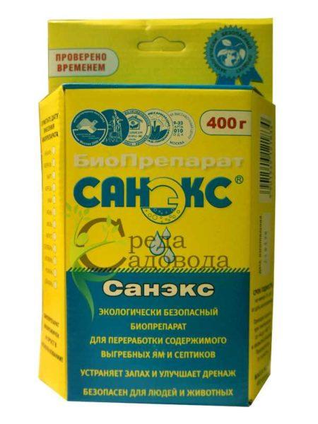 Один из эффективных препаратов - Санэкс