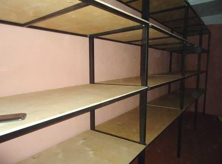 Металлические стеллажи для гаража недорого купим металлические гаражи стоимость