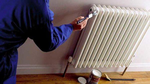 Главное - правильно подобранная краска для радиаторов отопления