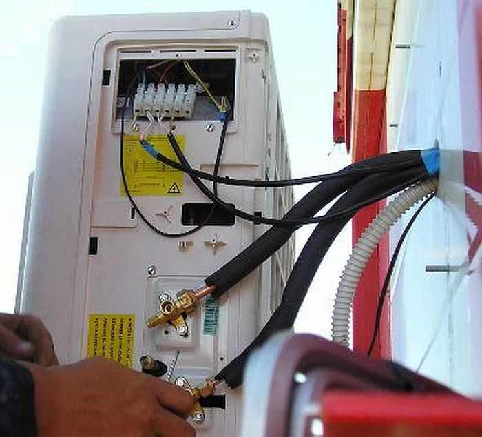 установка кондиционера на мерседес спринтер цены
