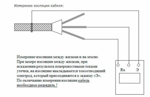 Проверка трехжильного кабеля - можно не скручивать, а перемерять все пары