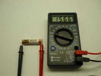 Как пользоваться мультиметром для измерения напряжения