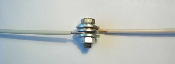 Алюминиевый и медный проводники паять нельзя