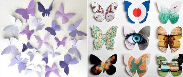 Это контурные бабочки для декора - их делать просто, а смотрятся они замечательно