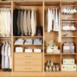 Как организовать шкаф-купе внутри