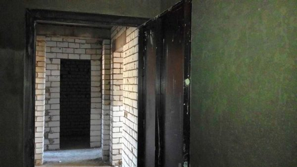 Ремонт квартиры с нуля в новостройке: все что есть - входные двери, стены, окна, отопление, подводка воды, канализации и газа