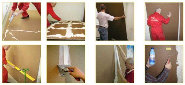 Бескаркасная звукоизоляция в квартире при помощи: способы монтажа