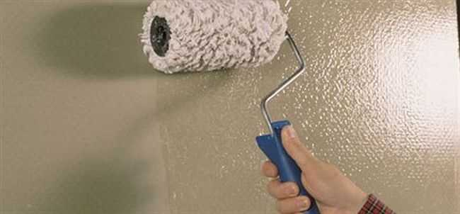 Малярный стеклохолст - материал для быстрой подготовки поверхности к покраске