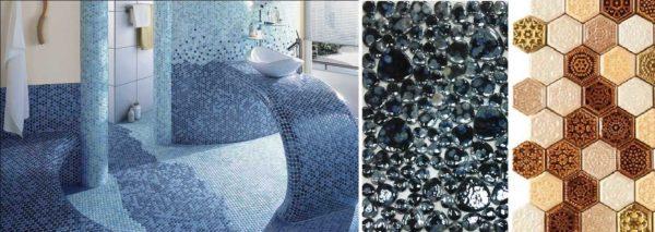 Мозаика - очень самобытный отделочный материал