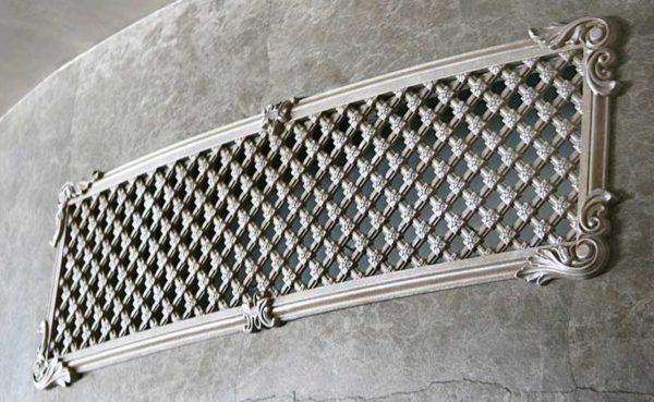 Декоративные вентиляционные решетки могут быть вытяжными, приточными и приточно-вытяжными