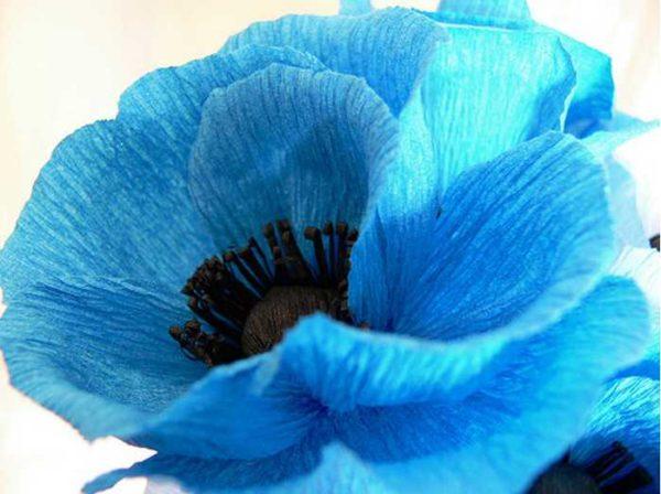 cveti-iz-gofrirovannoj-bumagi-44-600x448 Мастер-класс «Букет цветов из бумаги». Воспитателям детских садов, школьным учителям и педагогам