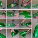 Долговечную метлу можно сделать из пластиковых бутылок