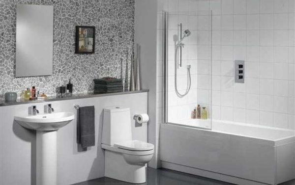 В ванной требуется большое количество самых различных принадлежностей