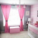 Оформление комнаты для малышки