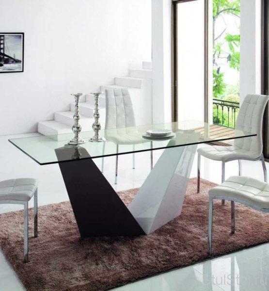 Тот же интерьер с другой моделью стола