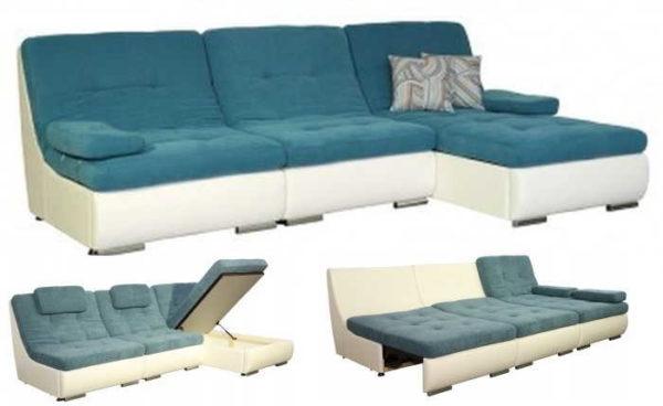 Один из видов раскладного дивана