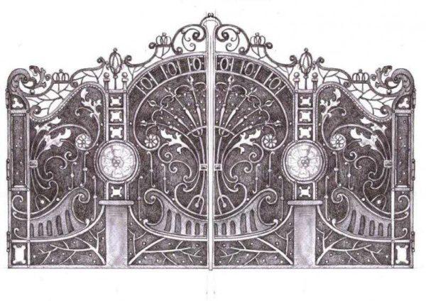 Прям дворцовый стиль