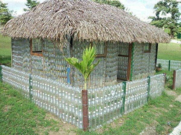И дом и ограда по одной технологии