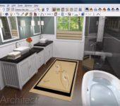 Программа для дизайна интерьера Chief Architect позволяет смотреть на создаваемый интерьер в объемном изображении 3Д