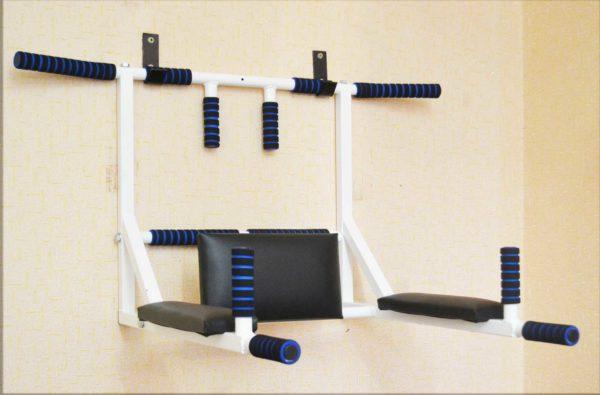 Эту модель называют три в одном (3 в 1), так как она позволяет тренировать почти все мышцы