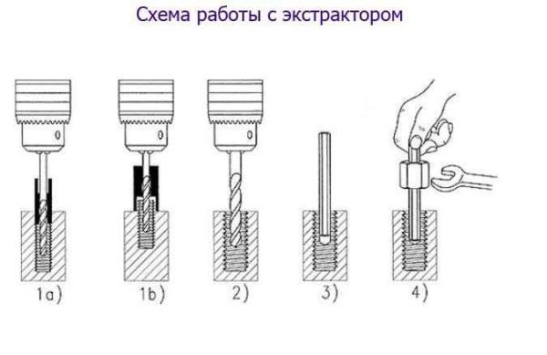 Как работать с экстрактором