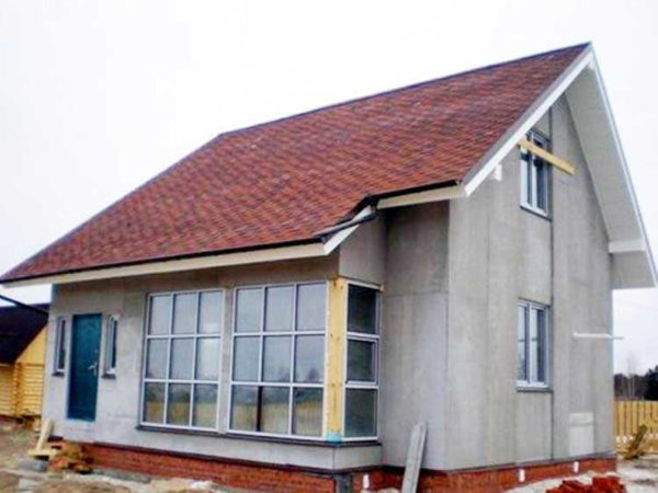 Цементно-стружечные плиты используются для строительства, отделки