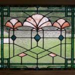 Красивый витраж для окна или мебельных фасадов