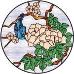 Потолочный или стенной медальон