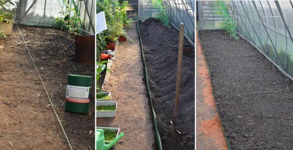 Огородники и садоводы отдают предпочтение ровной ленте с сетчатой поверхностью