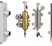 Примеры гидрострелок промышленного производства