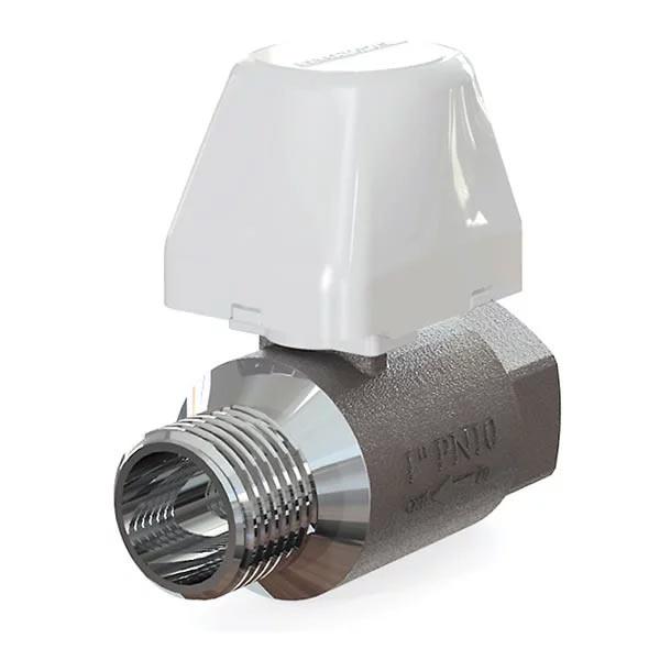 Шаровый электрокран «Аквасторож Эксперт-20». Входное напряжение от 4,5 до 5,5 Вольт