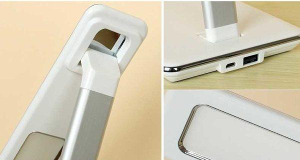 Сюда подключается кабель USB