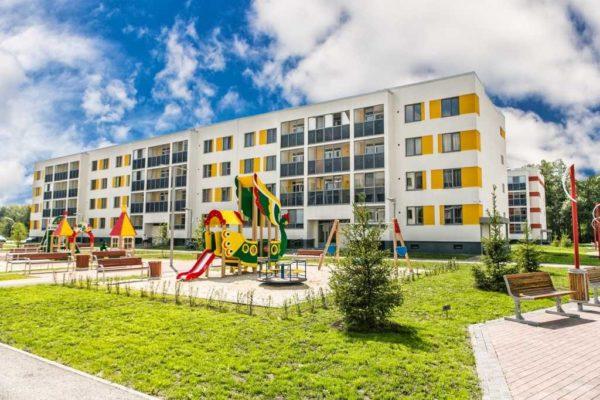 В план включают не только жилые или производственные здания, но и инфраструктуру, обустройство и т.д.