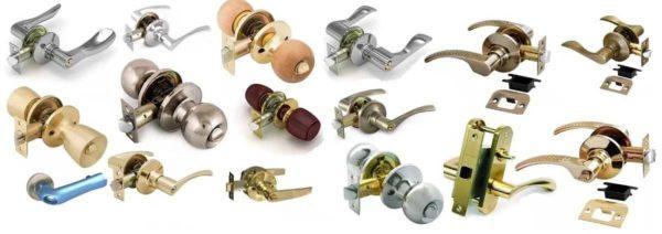Ручки на межкомнатные двери из металла наиболее разнообразны. И это - лишь массовое производство, средний ценовой