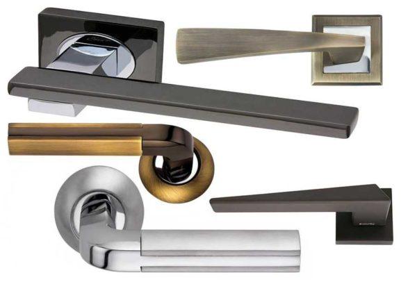 Плоская ручка для двери: современный дизайн