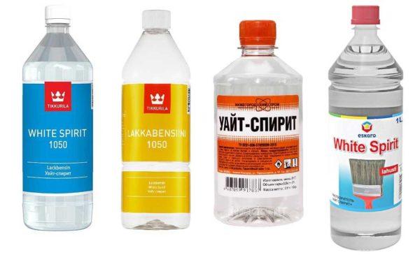 Что такое растворитель уайт-спирит и где его применять