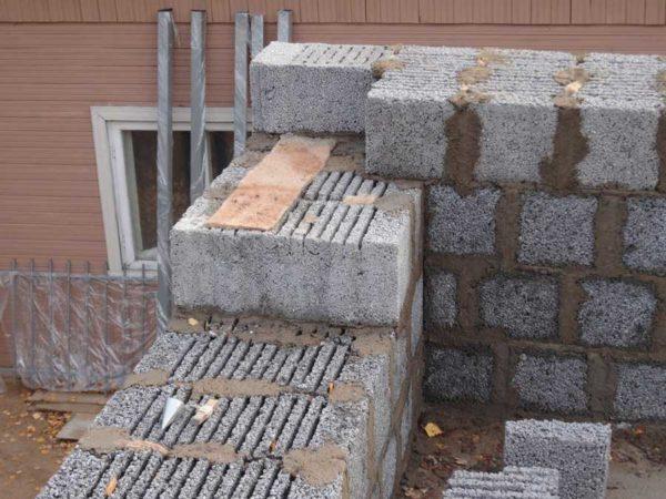 Теплопровдность по сравнению с ячеистыми бетоном не впечатляет