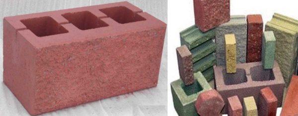 Полнотелые и пустотелые вибропрессованные блоки - одна из разновидностей материала для блочного строительства дома