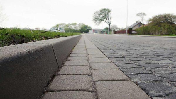Размеры бордюров по ГОСТу для устроства дорог и зеленых зон