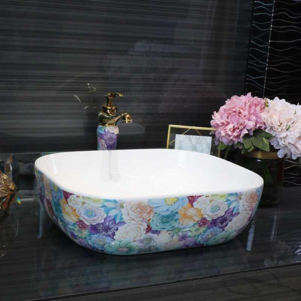 Эта раковина для женской ванной
