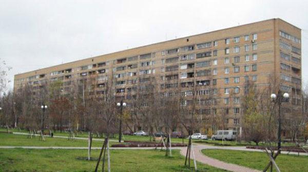 кирпичный дом типовой серии II-66