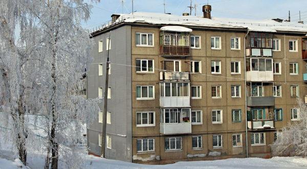 Многоскатная крыша 5-этажки