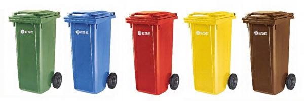 переносные контейнеры для мусора