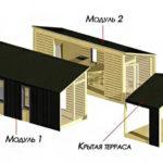 модульный дом 2