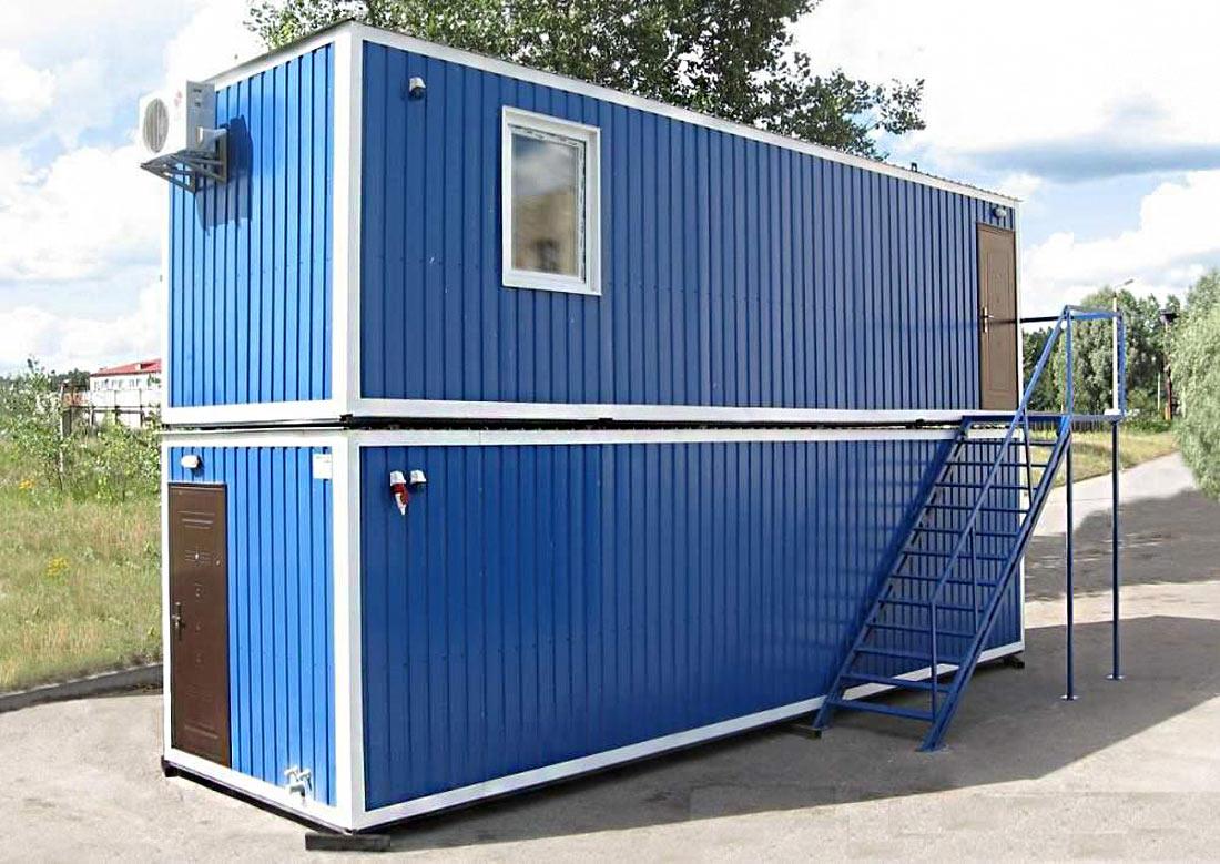 2 модуль-контейнера